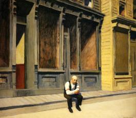 Hopper - Sunday - 1926