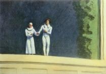 Hopper - Two Comedians - 1965